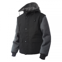 Tough Duck i8A2 Zip-Off Sleeve Jacket