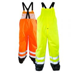 ML Kishigo RWB102/RWB103 Class E Storm Cover Rainwear Bib