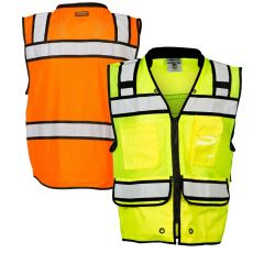 ML Kishigo S5004-S5007 Class 2 High-Performance Surveyors Vest