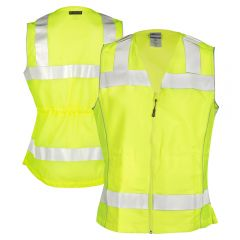 ML Kishigo 1521 Brilliant Series Class 2 Ladies Fit Safety Vest