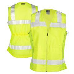 ML Kishigo 1521 Brilliant Series Class 2 Ladies Fit Safety Vest