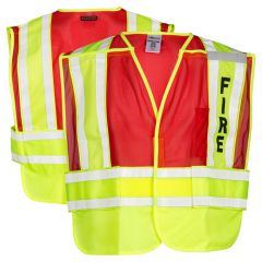 ML Kishigo 8052BV Pro Series 200 PSV Class 2 Fire Vest