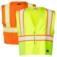 ML Kishigo F306-F307 Pro Series FR Class 2 Safety Vest