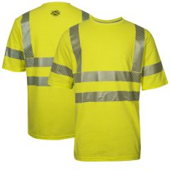 National Safety Apparel C54HYC3 Class 3 FR Short Sleeve T-Shirt