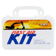 PIP Contractor First Aid Kit - 10 Person