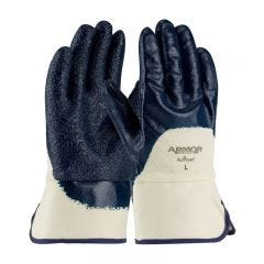 PIP 56-3145 ArmorGrip Nitrile Dipped Gloves with Rough Grip