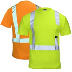 Radians ST11 Class 2 Safety T-Shirt