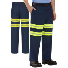Red Kap PT20 Enhanced Visibility Dura-Kap Industrial Pant