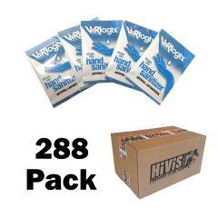 Single Use Hand Sanitizer Packet - Bulk 288 Pack