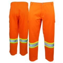 Tough Duck SP01 Class E Safety Cargo Work Pant
