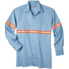 Dickies Enhanced Visibility VL101 Long Sleeve Work Shirt