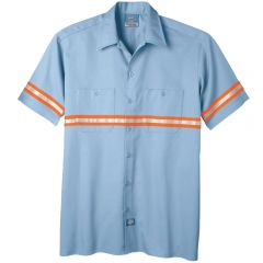 Dickies Enhanced Visibility VS101 Short Sleeve Work Shirt
