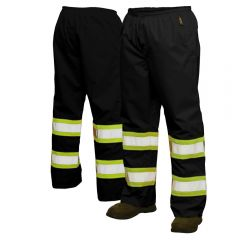 Work King S374 Class E 300D Ripstop Contrasting Rain Pant