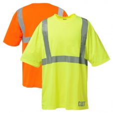 CAT 1510232 Class 2 Moisture Control Comfort Short Sleeve T-Shirt
