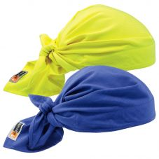 Ergodyne Chill-Its 6710FR Evaporative Cooling Triangle Hat Flame Resistant