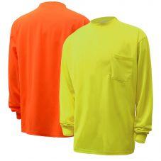 GSS Safety 5503-5504 Hi-Vis Safety Long Sleeve Shirt