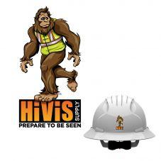 HiVis Hank 991190 Logo Sticker