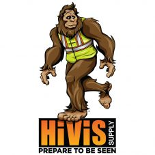 HiVis Hank 991194 Sticker