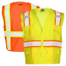 ML Kishigo 1163 ANSI Class 2 Mesh Back Ultra-Cool Safety Vest
