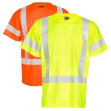 ML Kishigo 9118/9119 Economy Series Class 3 Short Sleeve T-Shirt