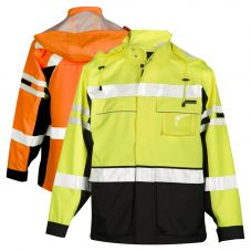 ML Kishigo JS135/JS136 Black Series 2-in-1 Jacket