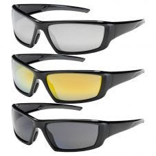 PIP Bouton Optical Sunburst Anti-Scratch Safety Glasses