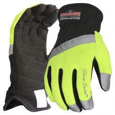 Radians RWG100 Silver Series HiViz Utility Glove