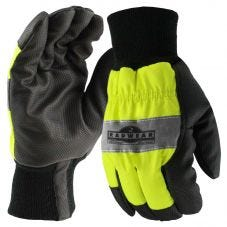 Radians RWG800 Silver Series Cold Weather HiVis Performance Glove