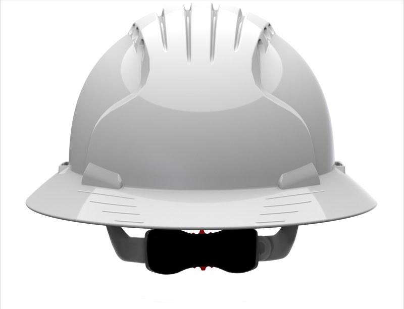 Jsp Evolution Deluxe Hard Hat 6161 Full Brim Classic