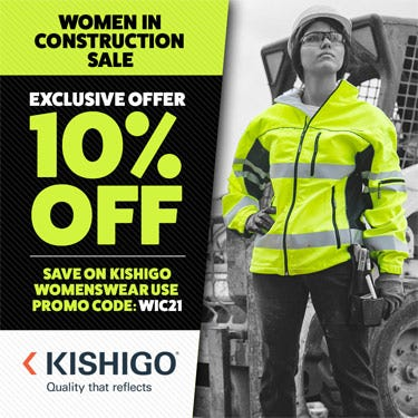 Women In Construction Sale