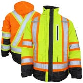 High Visibility Safety Gear by Tough Duck