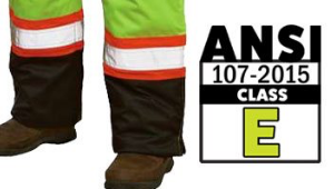 ANSI Class E, Pants & Bibs