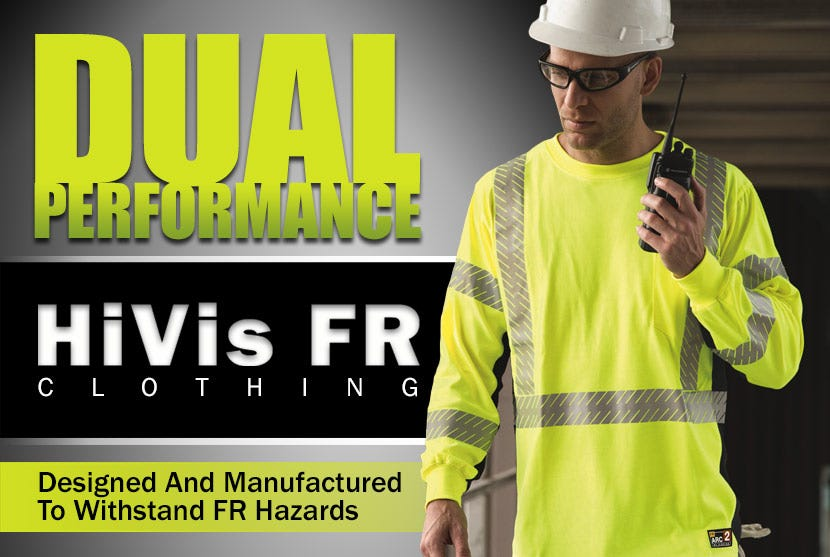 Shop HiVis FR Clothing