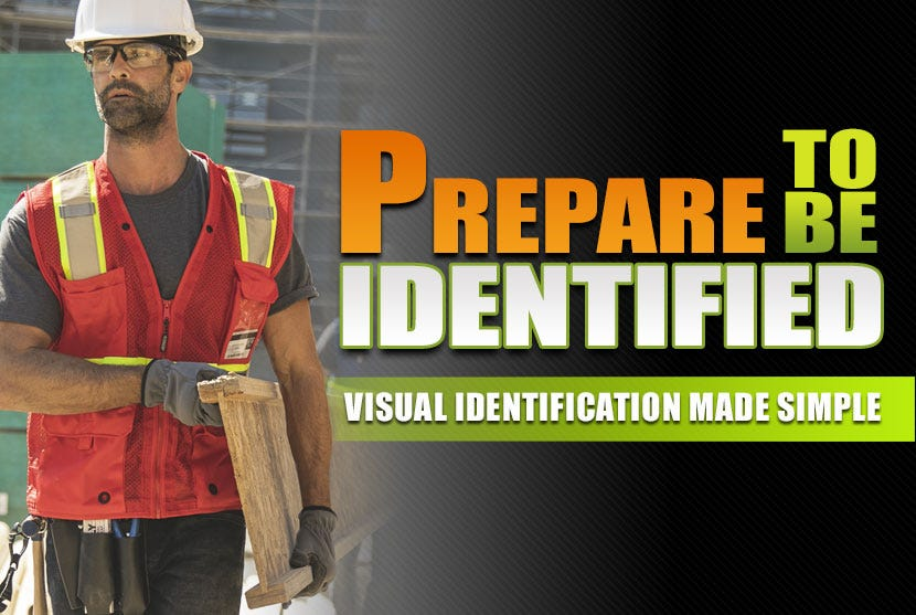 Prepare To Be Identified