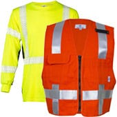 High Visibility Dual Performance FR Clothing