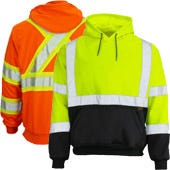 High Visibility Sweatshirts And Hoodies