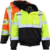 Hi Vis Safety Jackets