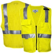 High Visibility FR Safety Vests