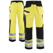 High Visibility Safety Work Pants