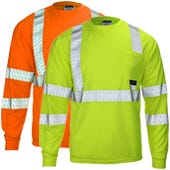 High Visibility Winter Safety Jackets
