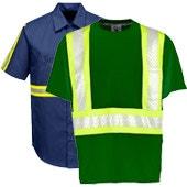 Enhanced Visibility Shirts