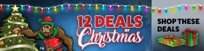 Shop Our 12 Deals Of Christmas