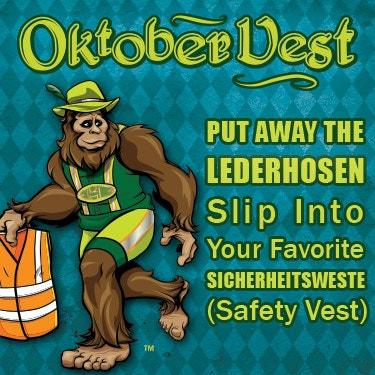 OktoberVest - High Visibility Safety Vests