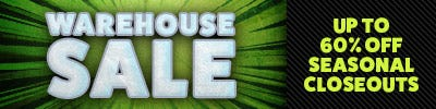 HiVis Supply Warehouse Sale