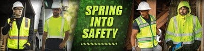 HIVis Supply - Spring Safety