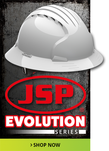 JSP Evolution Series Hardhats